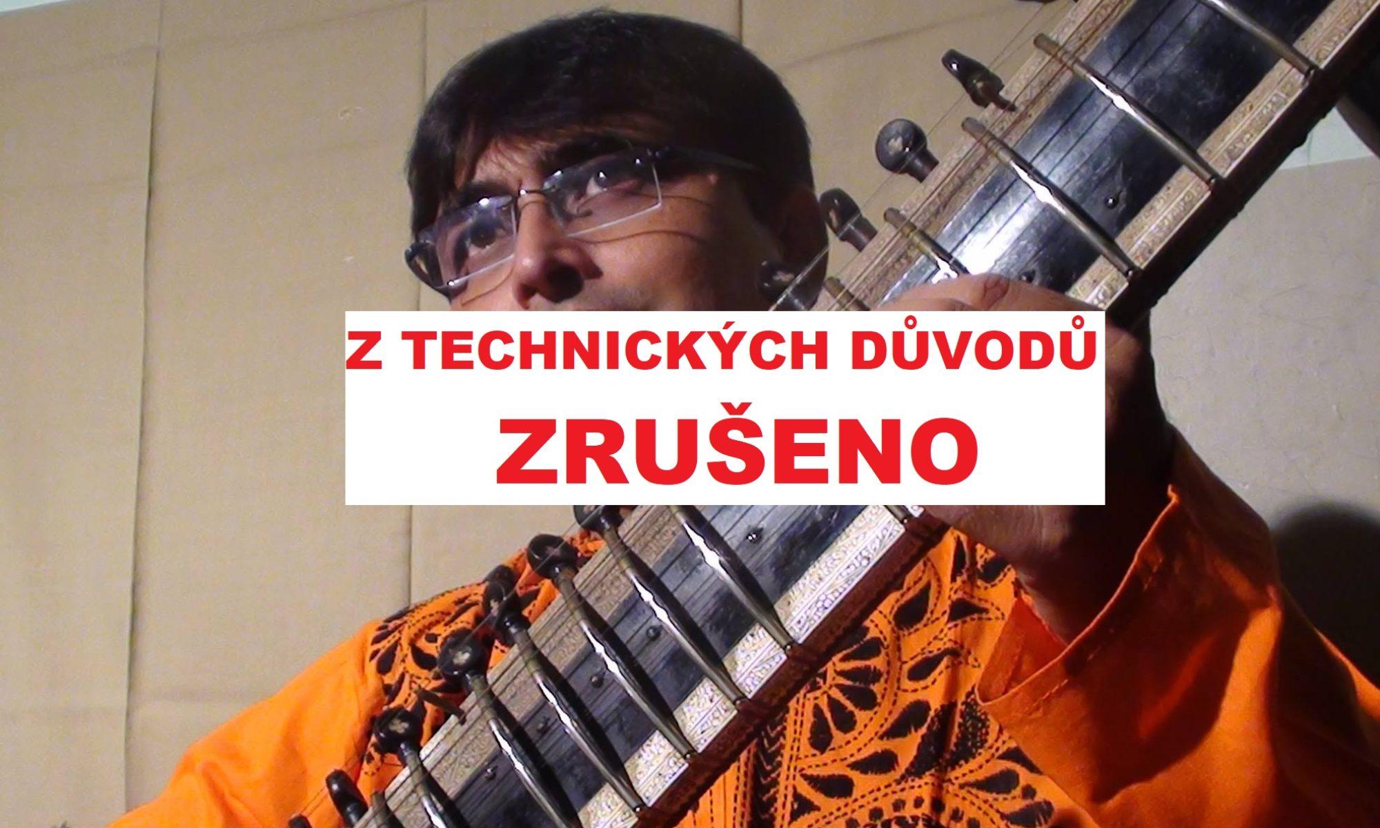 Czech tour of Raju CHakraborty